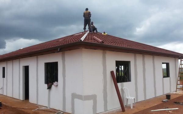 חיפוי חוץ בבניה מתקדמת