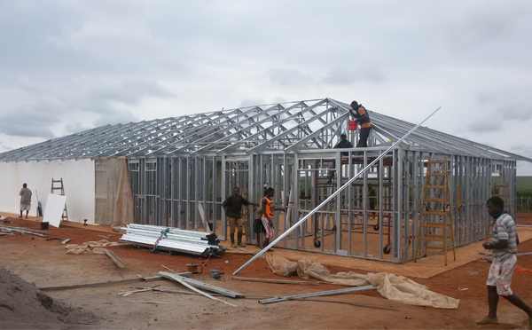 בנייה מתקדמת
