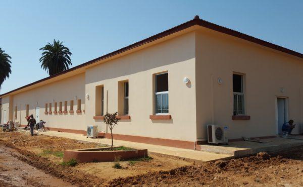 מבנה משרדים